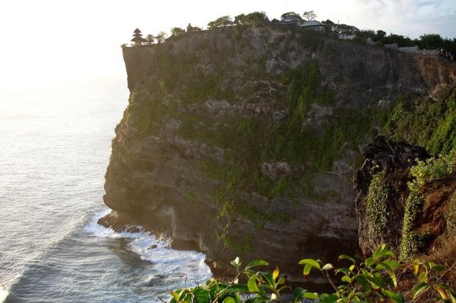 Ulu Watu. Sud de Bali. 2/07/06